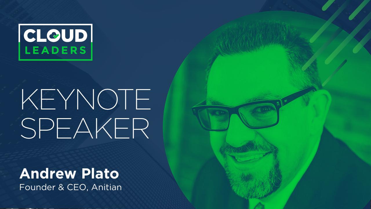 Cloud Leaders Denver 2018 - Keynote Speaker - Andrew Plato