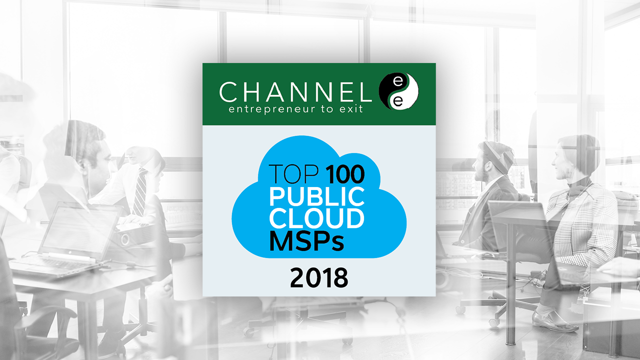 CloudChecker Powers Biggest Names on Top 100 Public Cloud MSPs List for 2018
