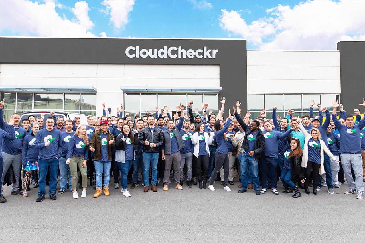 CloudCheckr Company Photo 2019