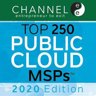 ChannelE2E Top 250 Public Cloud MSPs 2020 Edition