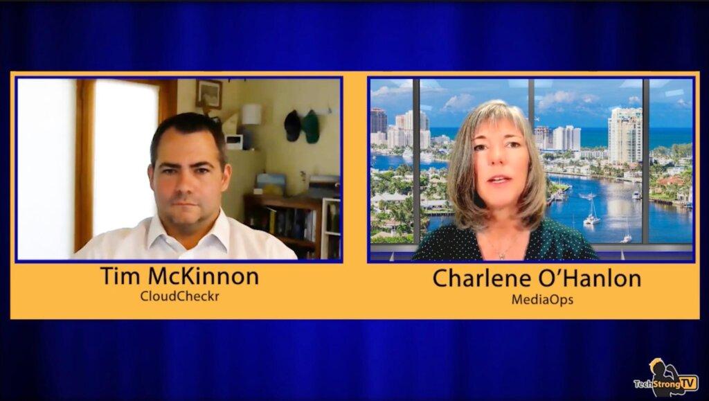 Tim McKinnon on TechStrong TV
